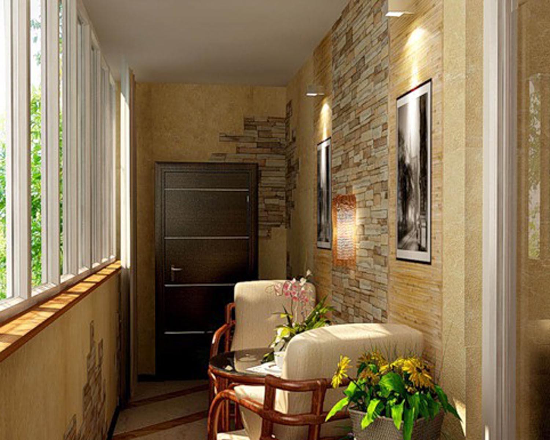Завантажити Ідеї ремонту балкона фото 1 1000x824.