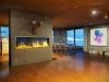 Modernes Haus in den Bergen 3D