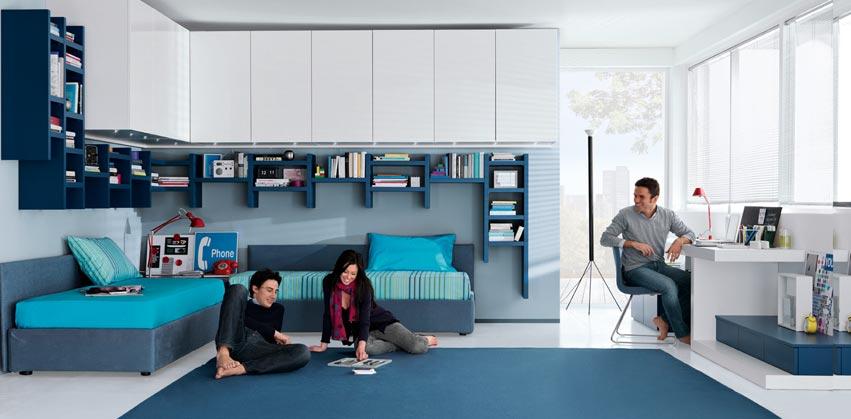 Фото комнат для подростков