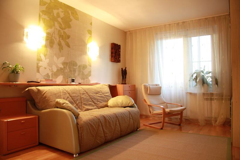 Как сделать из маленькой квартиры удобную