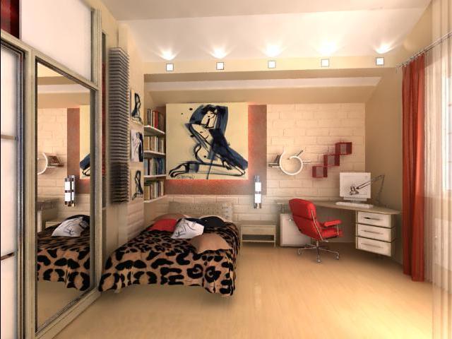 Комнаты для девочки подростка фото