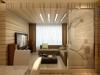 Единый стиль оформления гостиной
