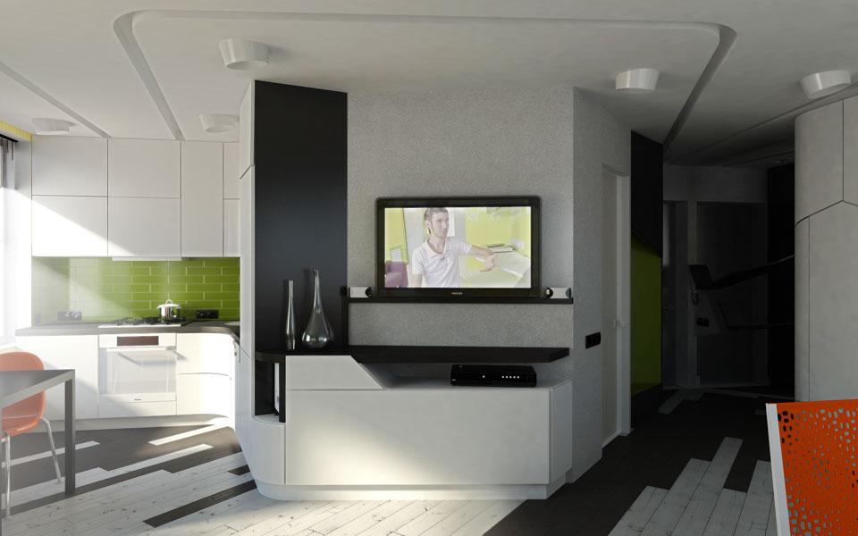 Дизайн интерьера в хрущевке