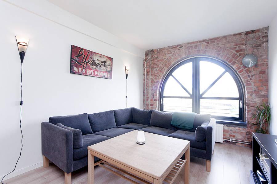 Дизайн квартиры для художника