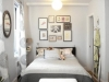 small-bedroom-design-decorating-with-photo-frame-decor