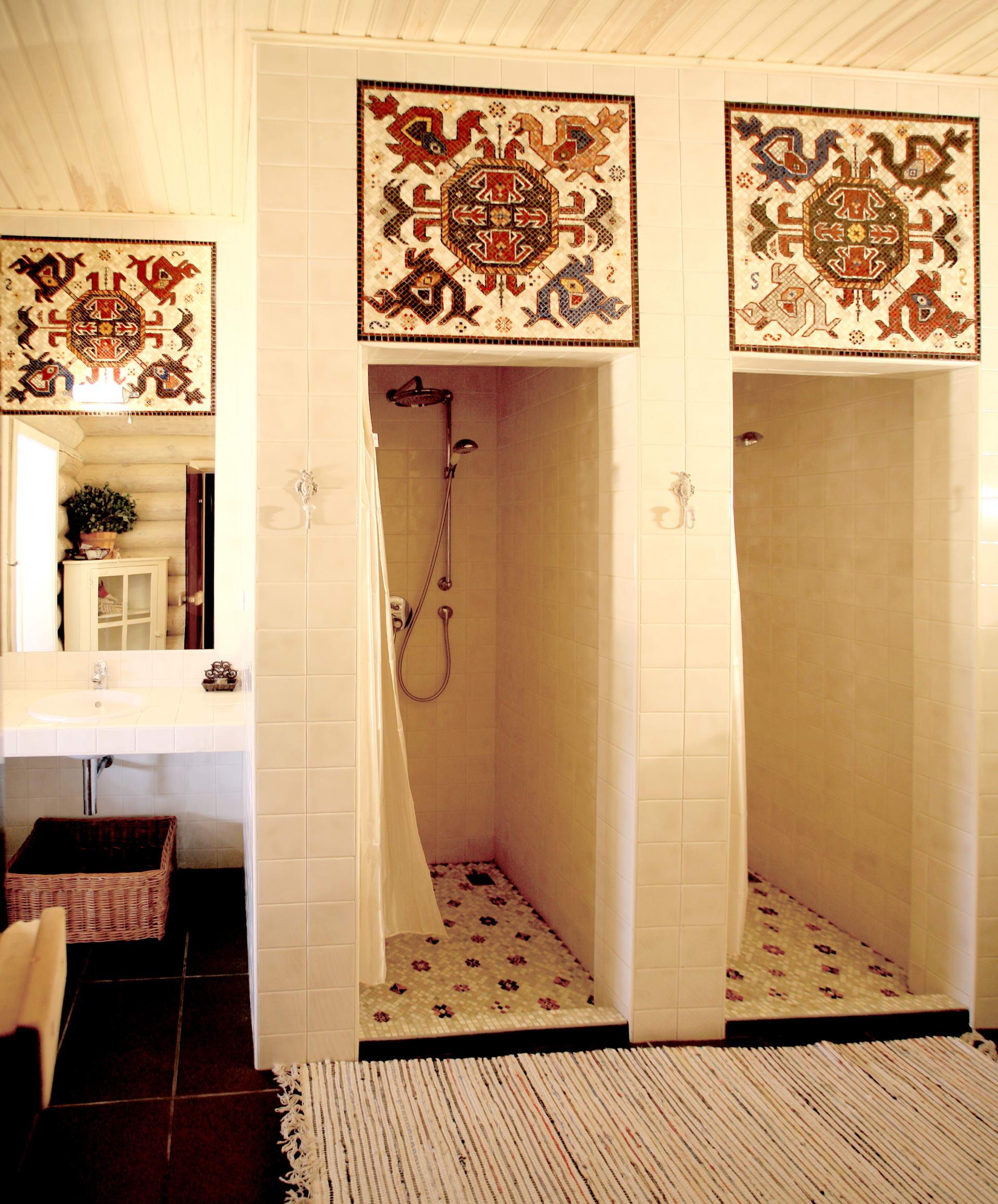 Русская в ванной 13 фотография