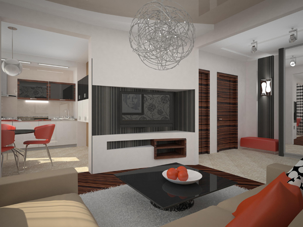Перепланировка 3 х комнатной квартиры панельном доме