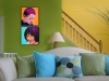 pop-art-design-for-living-room-with-stair-and-cushions