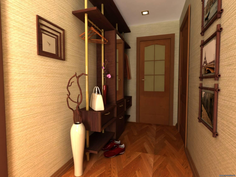 Оформление коридора фото