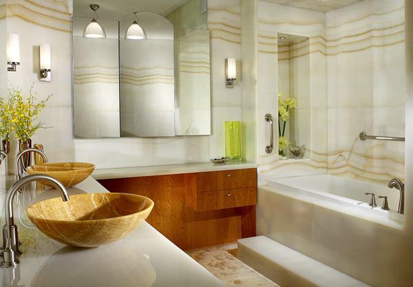 Выравнивание стен в ванной своими руками