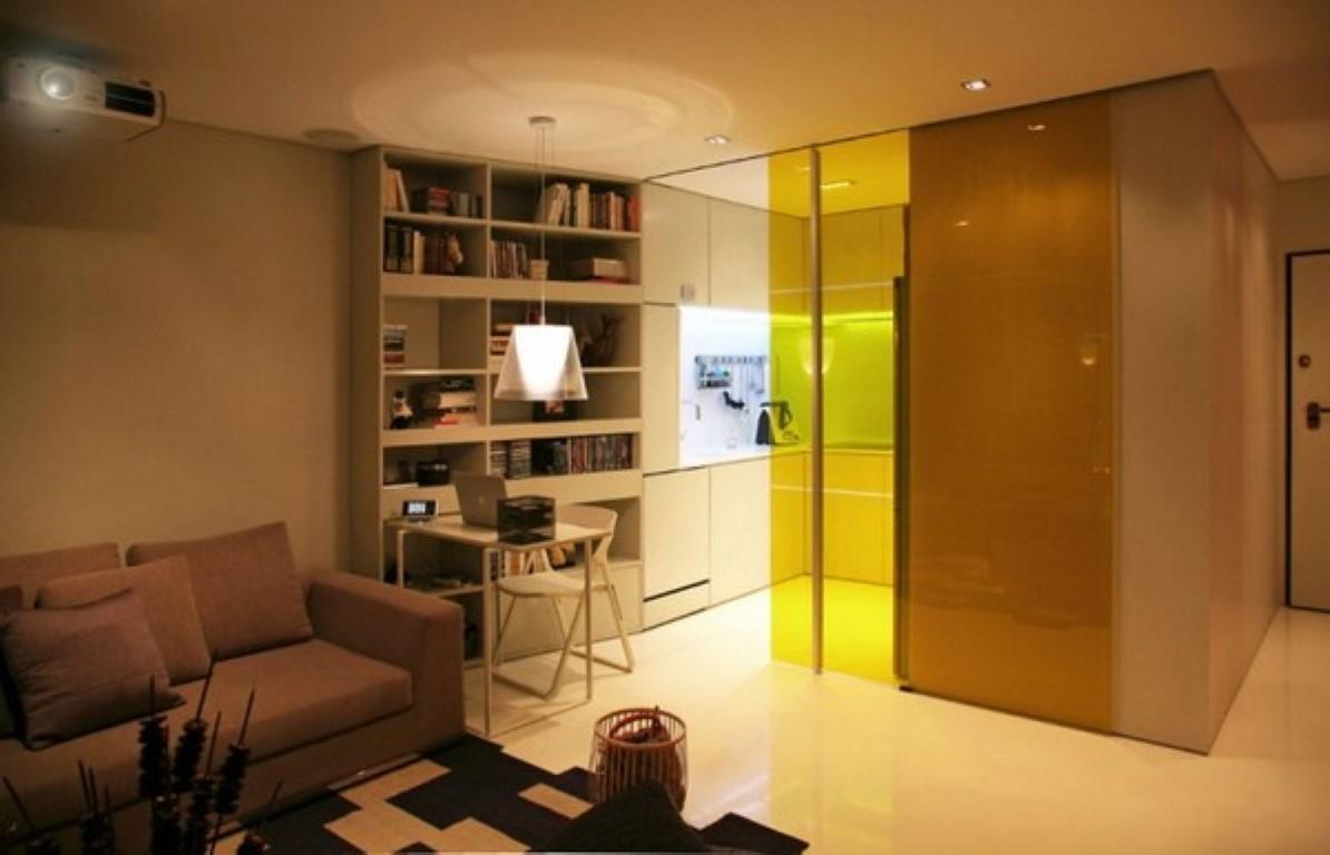 Ремонт в маленькой квартире