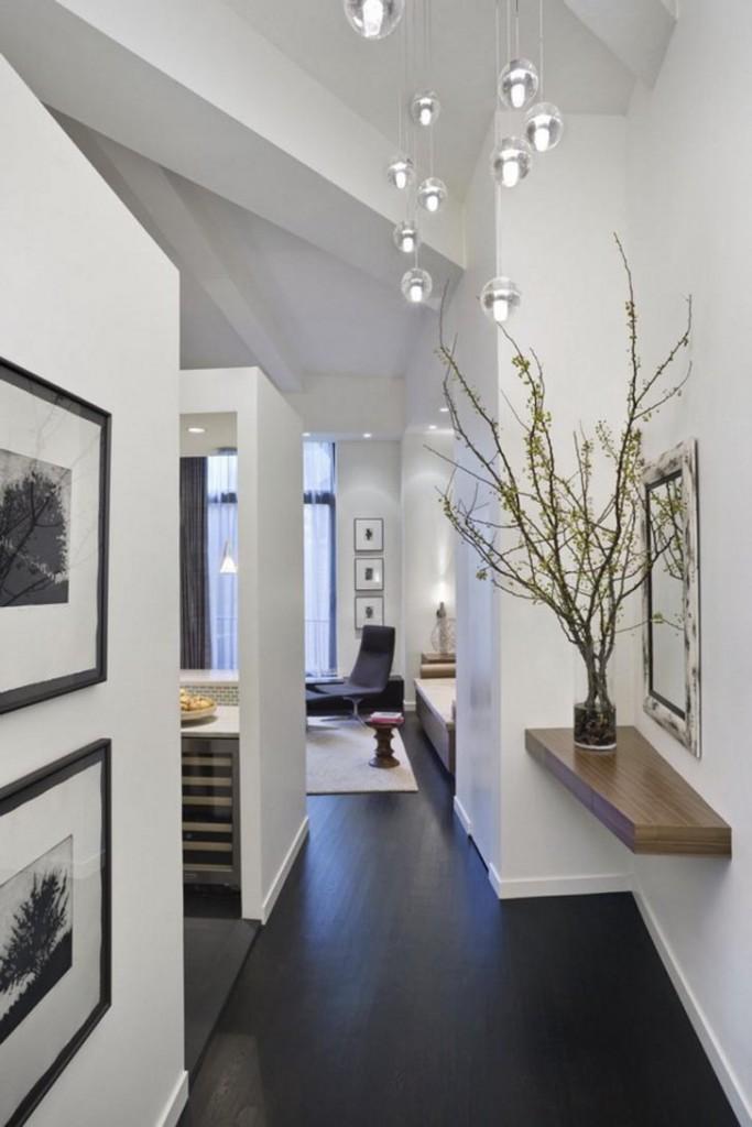Loft-Apartment-Corridor-Interior-Design-Renovation-in-New-York-By-ixdesign