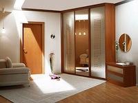Посмотрите как обустроить интерьер коридора в квартире