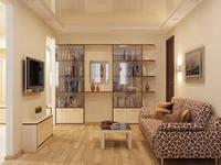 интерьер зала в двухкомнатной квартире