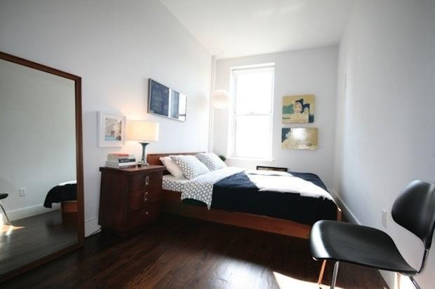 Дизайн спальни узкой в хрущевке