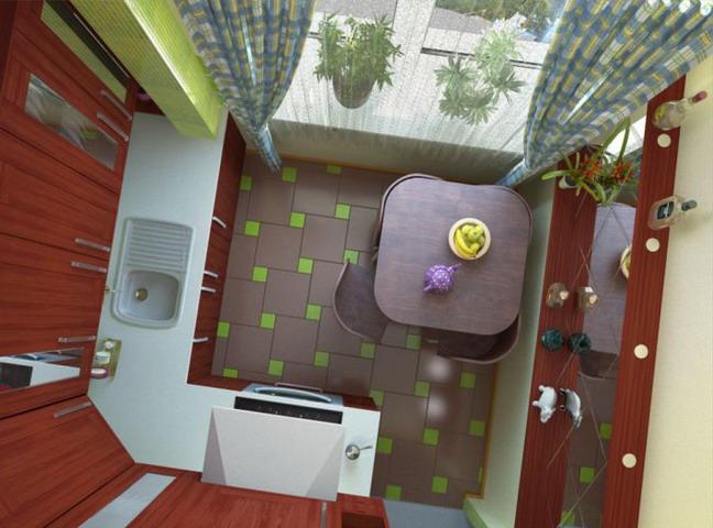 Дизайн проекты для хрущевки
