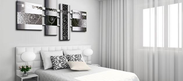 Дизайн спальни в квартире — 45 фото идей