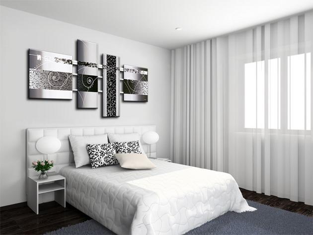 Дизайн спальни в квартире