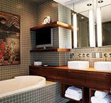 ванная комната хрущевка дизайн фото