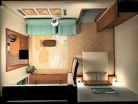 Дизайн маленьких однокомнатных квартир
