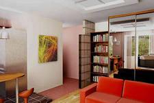 дизайн однокомнатной квартиры хрущевки фото