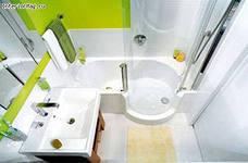 маленькая ванная комната в хрущевке