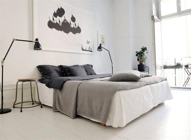 Варианты стиля для оформления спальни