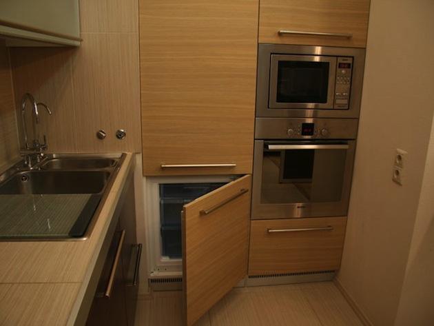 встроенное оборудование для малогабаритной кухни