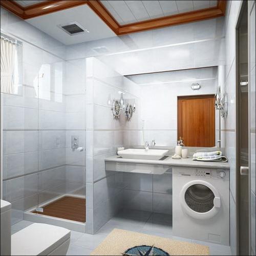 Дизайн ванной хрущёвки