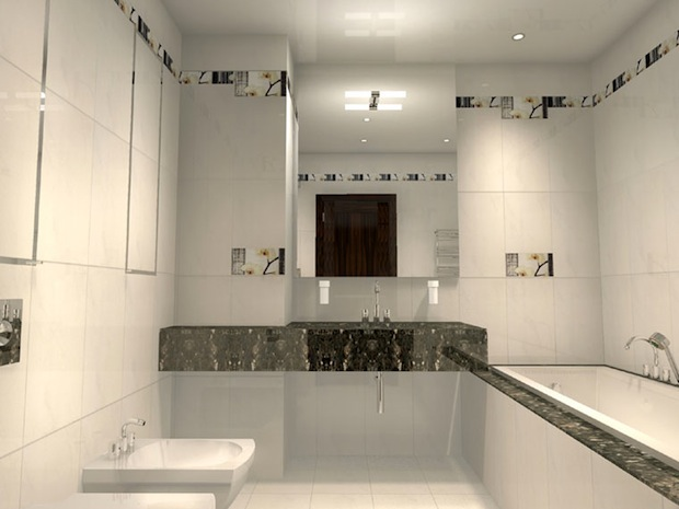 Дизайн ванной комнаты в хрущевке