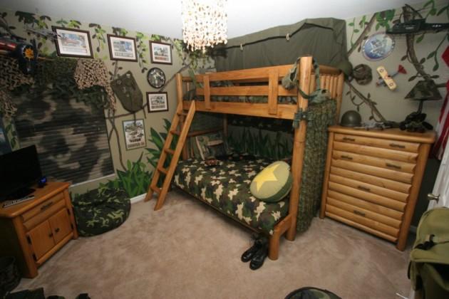 Комната для мальчиков-подростков