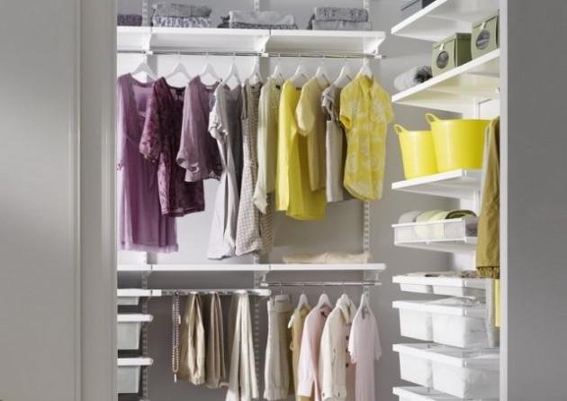 Вариант гардеробной