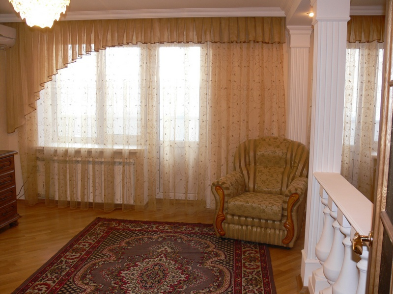 Тюль в комнату дизайн