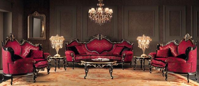 Дизайн в стиле барокко: роскошь, комфорт и изящество