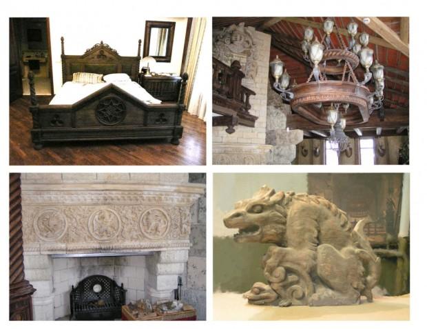 Мебель в средневековом стиле своими руками 21