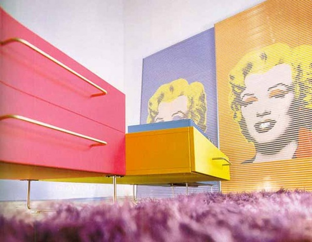 Pop Art in interior 1 master--design-ideas-in--design-style-with--style-lampshades-on-the-table-lamps amdesigne