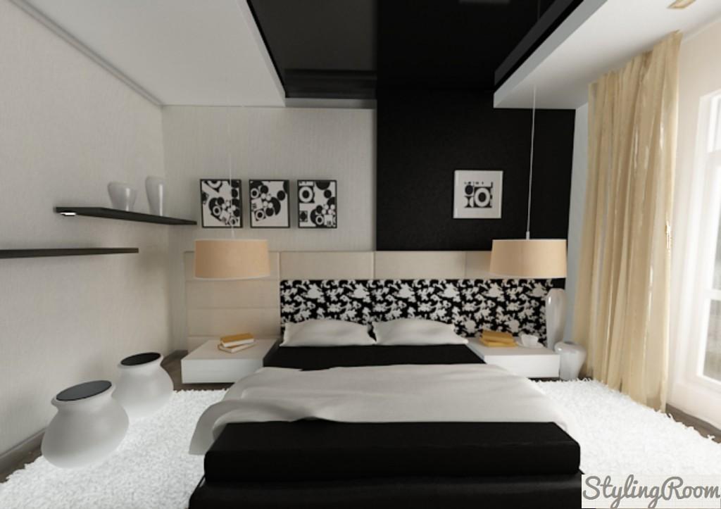 Черный потолок3