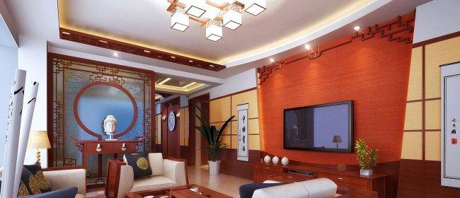 Китайский стиль в интерьере: минимализм и фэн-шуй