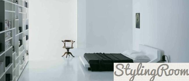 Спальня в стиле минимализм: декор, мебель, отделка