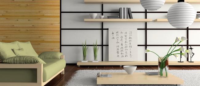 Японский стиль в интерьере: полноценность и лаконичность