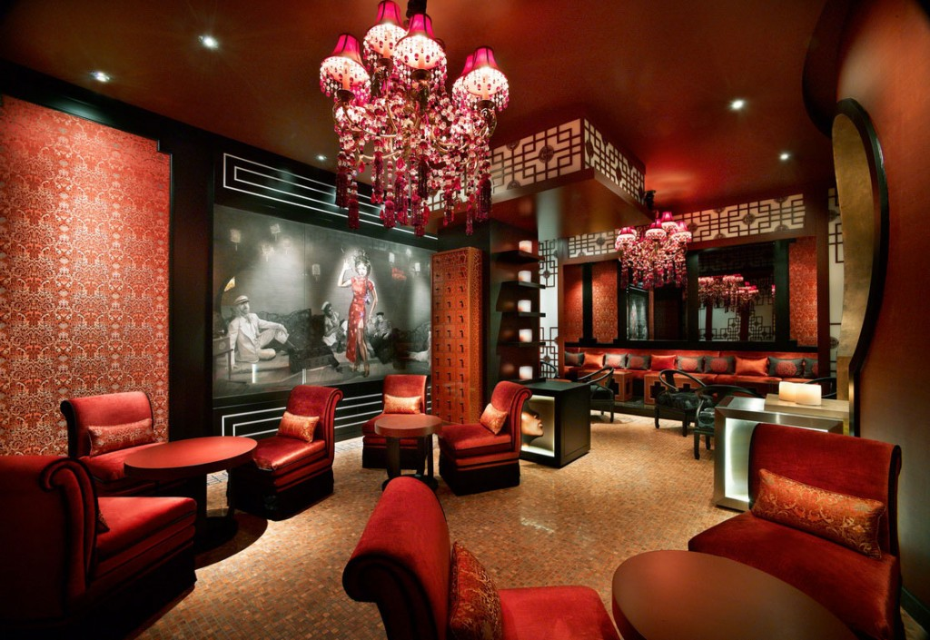 Traditional Chinese Hotel Lobby Interior Design