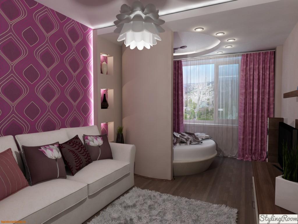 За счет лоджии можно расширить пространство гостиной, спальни или любой другой комнаты