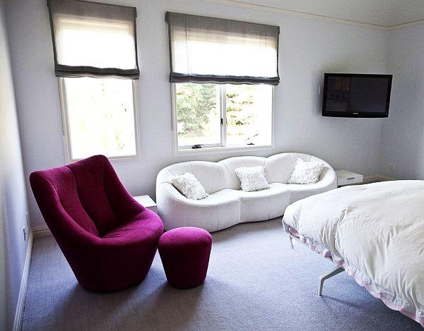 Спальня в стиле Минимализм для девушки