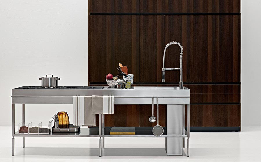 Space-saving-contemporary-kitchen-decor-from-Elmar