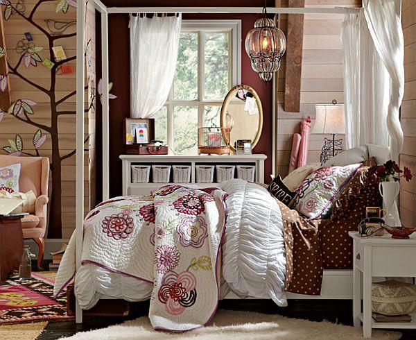 bohemian-inspired-teenage-girls-rooms