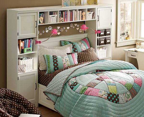 cabinets-teenage-girls-bedroom-ideas