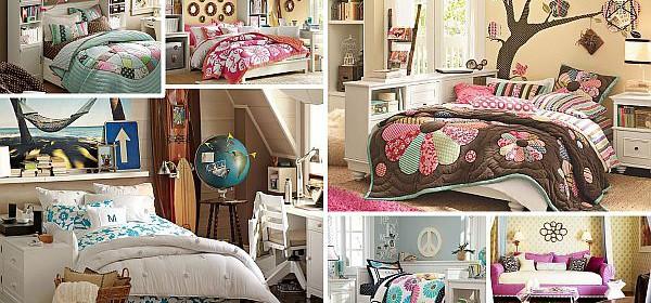 Комната для девочки-подростка: 55 дизайнерских идей