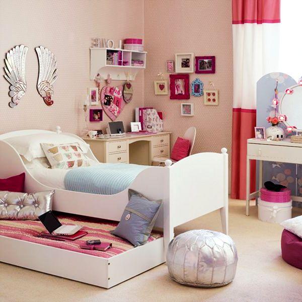 Красивая комната для подростка-девушки