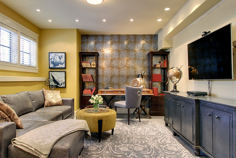 Gorgeous-and-well-decorated-home-office-in-the-basement