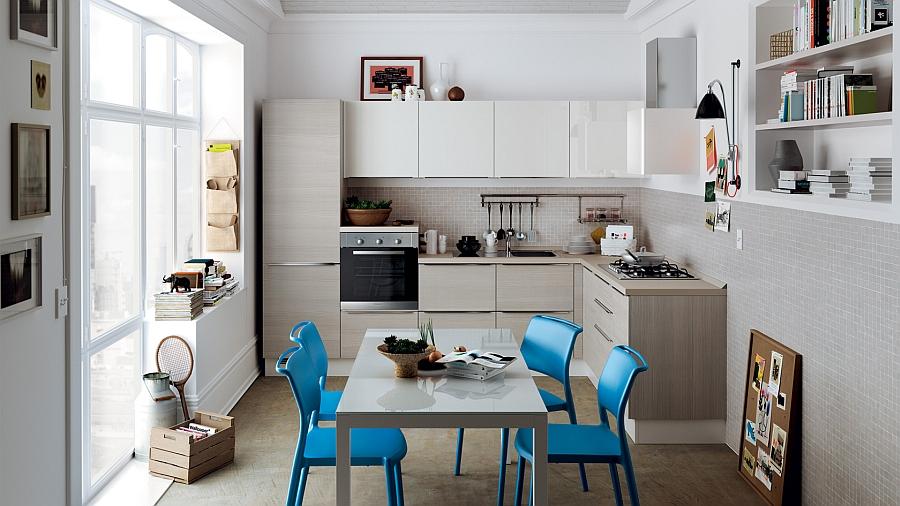 Еще одна кухонная зона модели «Колония».